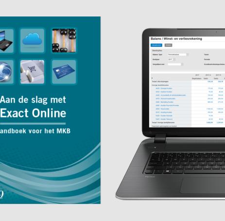 Handboek Exact Online voor het MKB