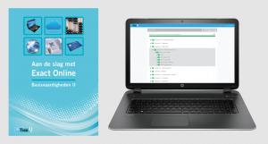 thuisstudie exact online met werkboek en controle-tool