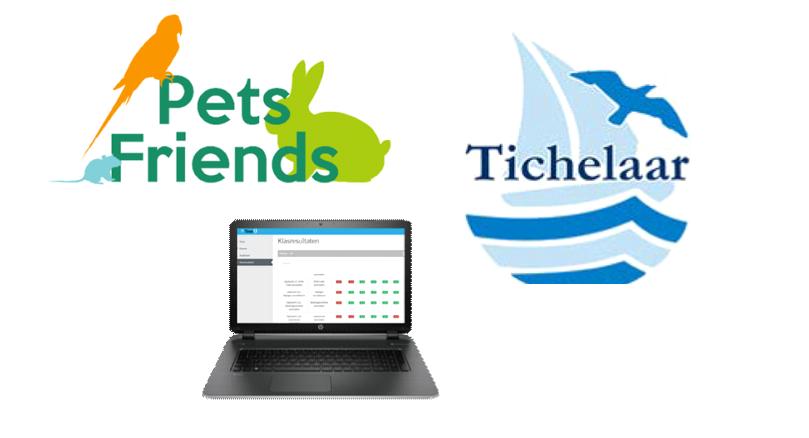 Pet Friends Tichelaar Dagboeken